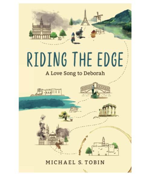 Riding the Edge Travel Book