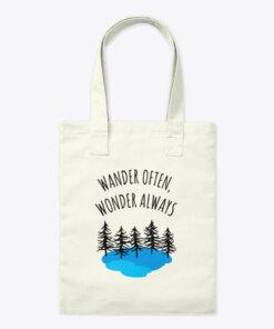 Wander Wonder Tote Bag
