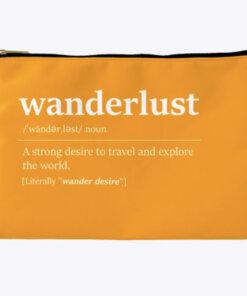 Wanderlust Travel Pouch