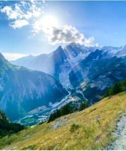 Hiking Trip in du Mont Blanc