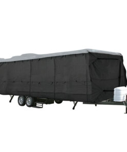 Camco Travel Trailer Cover for your RV